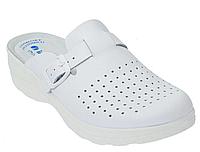 Мед обувь мужские тапки INBLU  RH05BG01  Белые размер 41.43.44
