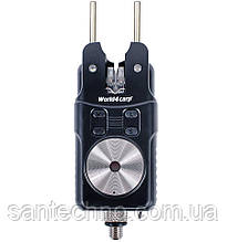 Сигналізатор клювання World4Carp FА 214 (без прив'язки до пейджеру)