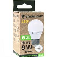 Лампа світлодіодна ENERLIGHT G45 9Вт 4100K E27