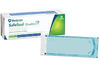 Стерилизационные пакеты Medicom SafeSeal Quattro самоклеющиеся 89х229 мм 200 шт (MAS40044)