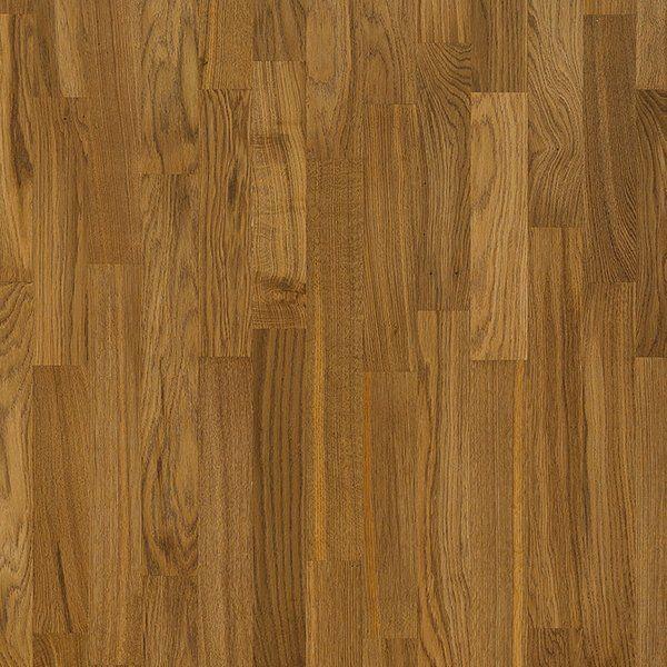 Паркет Polarwood ДУБ TOFFEE, кантри, коричневый матовый лак