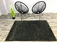 Ковер ШЕГИ темно-серый 120x170 см, фото 2