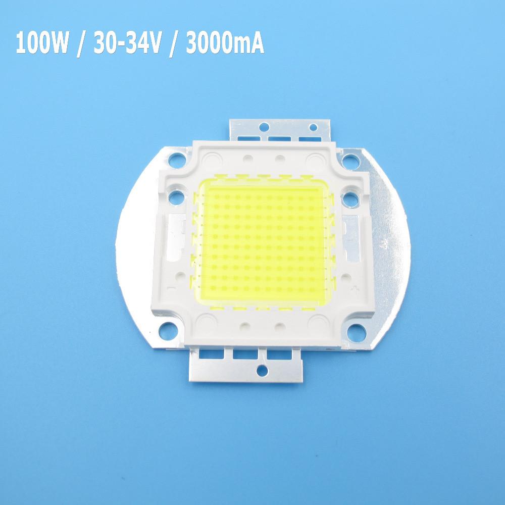Светодиодная матрица 100ватт