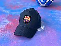 Бейсболка / кепка Барселона/FC Barcelona/мужская/женская/темно-синяя