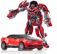 Детская Игрушка для мальчиков Робот-Трансформер Стингер (прототип) Трансформеры-4, 18 см - Stinger, TF4, KuBian