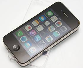 Apple iPhone 4S 16GB Black Neverlock + чохол Міньйони