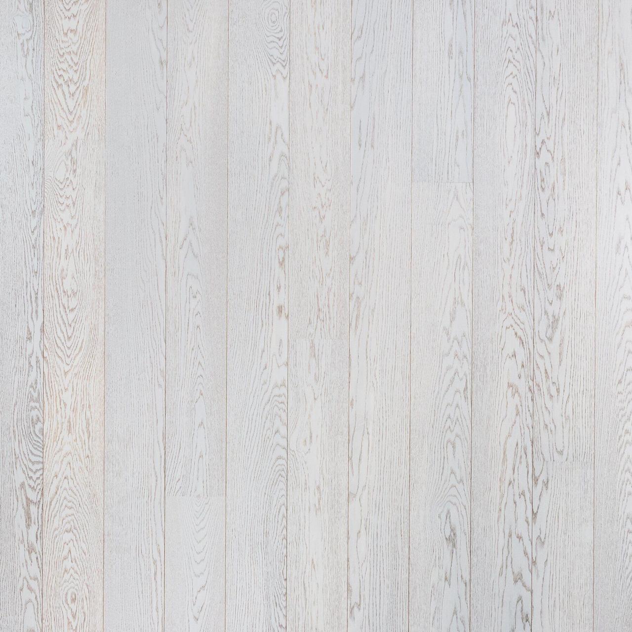 Паркет Upofloor Дуб GRAND NORDIC LIGHT , натуральный , морение, белый матовый лак