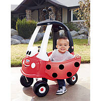 Бесплатная доставка! Машинка каталка для детей серии Cozy Coupe Little Tikes - Автомобильчик божья коровка