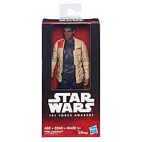 Игровая Фигурка Фина (Джакку) Звездные войны с бластером, высота 15 см - Finn (Jakku), The Force Awakens,