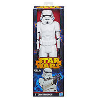 Игровая Фигурка Имперского Штурмовика Звездные Войны со съемным оружием, 30 см - Stormtrooper, Star Wars,