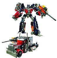 Трансфомер Оптімус Прайм з гарматою-сокирою - Optimus Prime, TF3, Voyager, MechTech, Hasbro