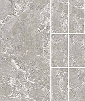 Плитка керамогранитная , CASA DOLCE CASA,ONYX&MORE WHITE PORPHYRY STR 20MM60X120R,Италия,20мм