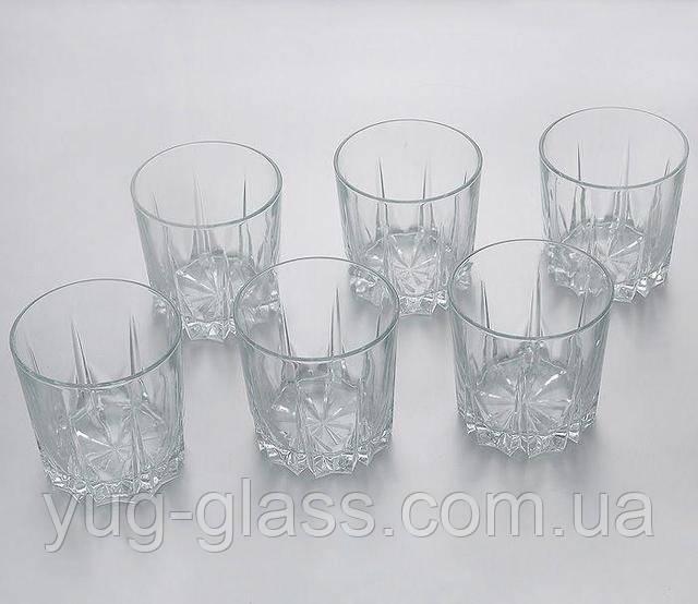 Набор стаканов низких