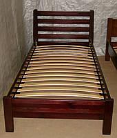 """Детская кровать из массива натурального дерева от производителя """"Масу"""""""