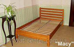 """Дитяче ліжко з масиву натурального дерева від виробника """"Масу"""", фото 3"""
