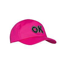 Дитяча кепка для дівчинки BARBARAS Польща XB95 Рожевий
