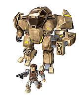 """Конструктор Хало Битва в пустыне """"Управление Циклопами"""", 47дет. - Halo, UNSC Cyclops Desert Strike, Mega Bloks Мега Блокс"""
