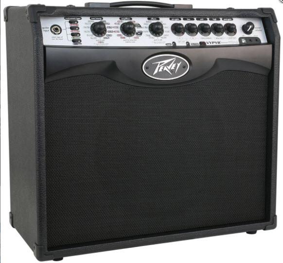 Комбоусилитель для акустической, электро- и бас-гитар PEAVEY Vypyr VIP 2 Guitar Modeling Amp