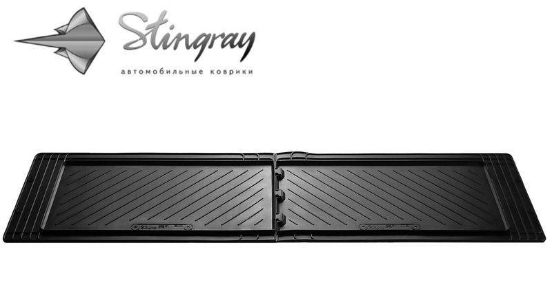Автомобильные коврики универсальные UNI TWIN (1600 х 440) 2-й и 3-й ряд сидений Stingray