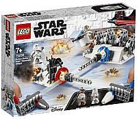 Lego Star Wars Руйнування генераторів на Хоті 75239