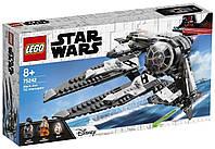 Lego Star Wars Перехоплювач СІД Чорного аса 75242
