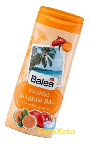 Гель для душа Balea Relaxing Bali 300 ml