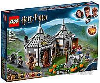 Lego Harry Potter Хижина Хагрида: спасение Клювокрыла 75947