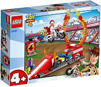 Lego Toy Story 4 Трюковое шоу Дюка Бубумса 10767