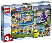 Lego Toy Story 4 Парк аттракционов Базза и Вуди 10770