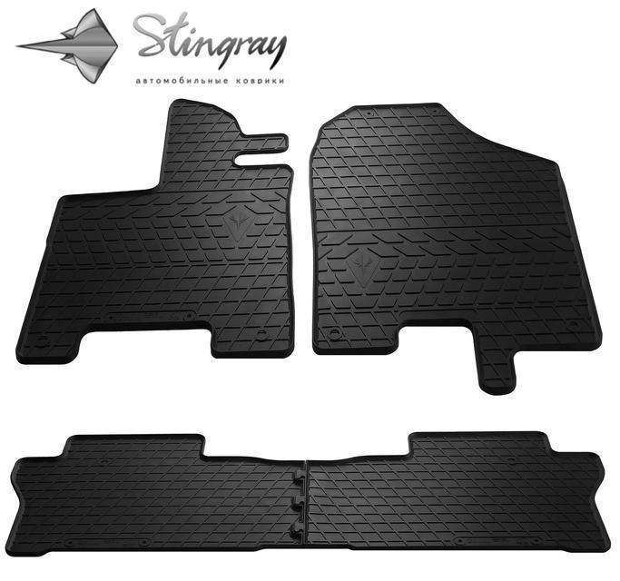 Автомобільні килимки Honda Pilot 2016 - Stingray