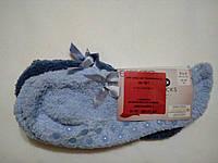 Теплые носки-тапочки женские набор 2 шт Esmara р. 35-38