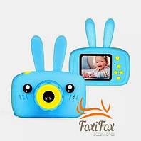 Детская фото видеокамера с ушками Smart Kids HD, фото 1