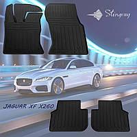 Коврик автомобильный Jaguar XF (X260) 2015- Stingray