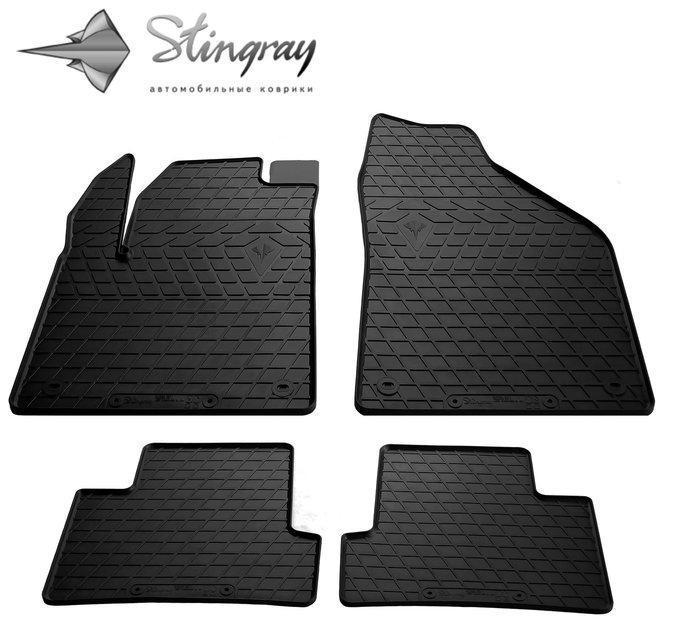 Автомобільні килимки Jeep Cherokee KL 2013 - Stingray