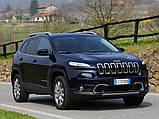 Автомобільні килимки Jeep Cherokee KL 2013 - Stingray, фото 10
