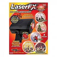 РАСПРОДАЖА!!! Лазерный проектор Laser FX