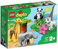 Lego Duplo Дітлахи тварин 10904
