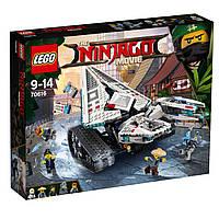 The Lego Ninjago Ледяной танк 70616, фото 1