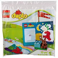 Lego Duplo Зайчик 40167 (подставка для фото)
