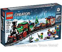 Lego Creator Новогодний экспресс 10254