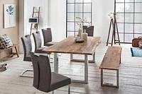 Дизайнерский Письменный офисный стол в стиле Лофт Loft RV234