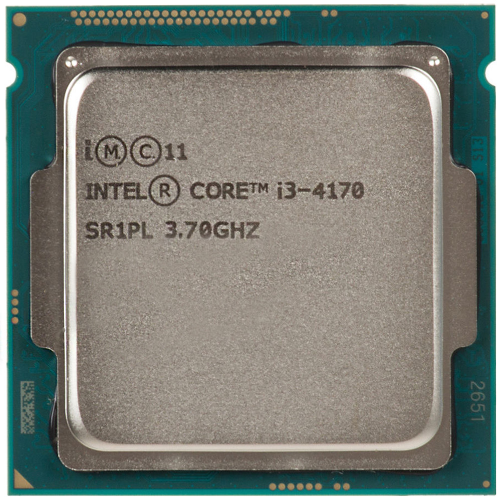 "Процессор Intel Core i3-4170 (3M Cache, 3.70 GHz) ""Б/У"""