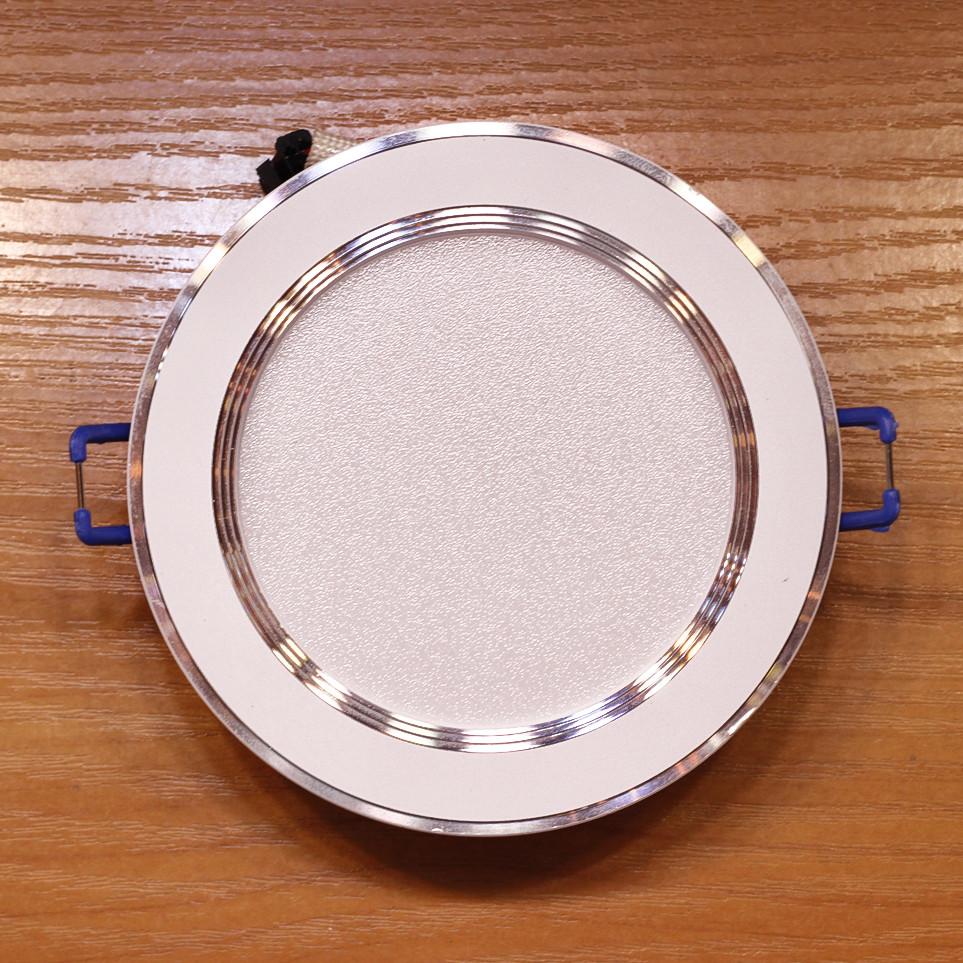 Встраиваемый светодиодный светильник Feron AL527 7W (белый)
