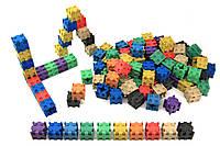 Кубики WISSNER 100 шт 2x2x2 см (hub_IsUT73101)