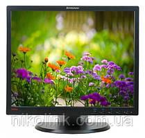 "Монитор 19"" Lenovo ThinkVision L193pC (1280x1024px / TN / VGA / DVI / Class B) black - Б/У"
