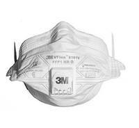 Противоаэрозольный респиратор 3M VFlex 9161Е Премиум защита - FFP1 продается кратно упаковке 15 шт