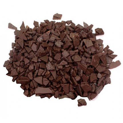 Шоколадна глазур Крихта чорна, фото 2