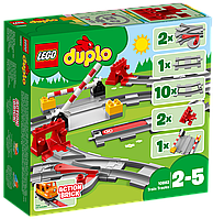 Lego Duplo Рейки 10882