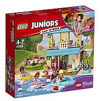 Lego Juniors Будиночок Стефані біля озера 10763