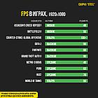 Игровой компьютер Сборка STEEL в корпусе GTL 2 (I5 2400 / GTX 960 2GB / 8GB ОЗУ / HDD 500GB / SSD 120 GB), фото 2